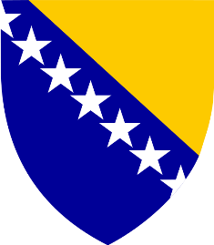 Coat of arms of Bosnia and Hercegovina