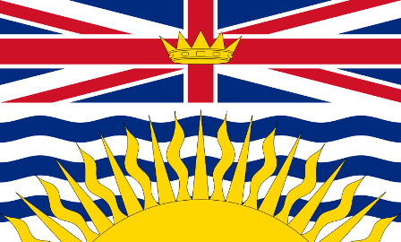 Flag of BC