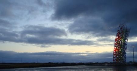 airport - keflavik - iceland